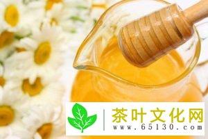白茶加蜂蜜能一起喝吗