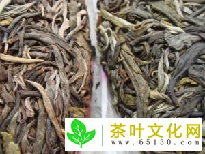 老茶与新茶的区别